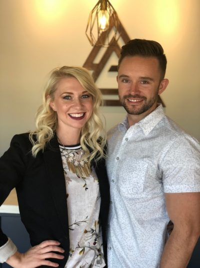 Dr. Doug and Kyndall Gregory Statera chiropractic