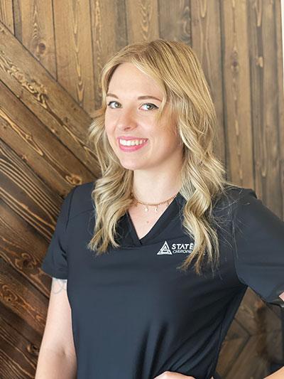 Rachel Gardner Statera Chiropractic